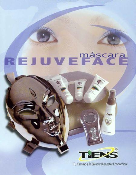 Mascara Rejuvenesedora
